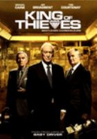 Cover image for King of thieves [DVD] / director, James Marsh.