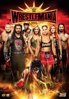 Cover image for Wrestlemania 2019 [DVD] / WWE.