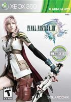 Cover image for Final fantasy XIII [video game]