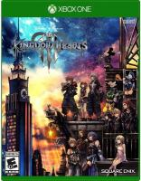 Cover image for Kingdom hearts III [video game]