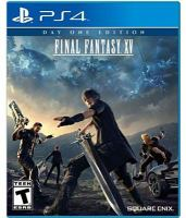 Cover image for Final fantasy XV [video game] / Square Enix.