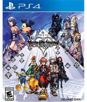 Cover image for Kingdom hearts HD II.8 final chapter prologue [video game]