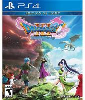 Cover image for Dragon Quest XI [video game] : echoes of an elusive age.