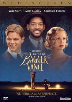 Cover image for The legend of Bagger Vance [DVD] / Allied Filmmakers, Wildwood Enterprises, a Robert Redford film ; producers, Robert Redford, Michael Nozik, Jake Eberts ; screenplay, Jeremy Leven ; director, Robert Redford.