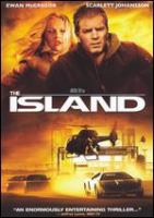 Cover image for The island [DVD] / DreamWorks SKG ; Warner Bros. ; Parkes/MacDonald Productions ; a Michael Bay film ; produced by Michael Bay, Ian Bryce, Laurie MacDonald, Walter F. Parkes ; screenplay by Caspian Tredwell-Owen and Alex Kurtzman & Roberto Orci ; directed by Michael Bay.