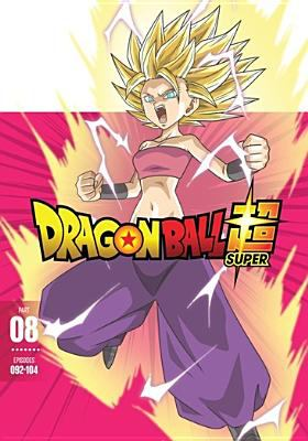 Cover image for Dragon ball super. Part eight / directed by Ryota Nakamura.