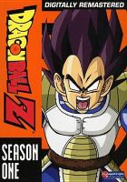Cover image for Dragon Ball Z. Season one [DVD] / [produced by Toei Animation Co., Ltd., Japan ; English version by Funimation Productions Ltd. ; producers, Daniel Cocanougher, Barry Watson].