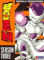 Cover image for Dragon Ball Z. Season three [DVD] / Bird Studio/Shueisha ; original Japanese version: original author, Akira Toriyama ; produced by Toei Animation Co., Ltd. ; English version: FUNimation Productions, Ltd. ; producers, Daniel Cocanougher, Barry Watson.