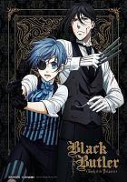 Cover image for Black Butler. Book of the Atlantic [DVD] / screenplay, Hiroyuki Yoshino ; director, Noriyuki Abe.
