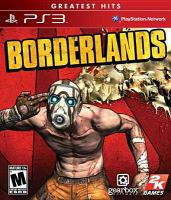 Cover image for Borderlands [video game] / Gearbox Software.