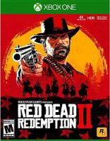 Cover image for Red dead redemption II [video game]