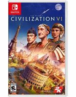 Cover image for Civilization. VI [video game] / Firaxis Games.