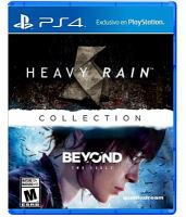 Cover image for The heavy rain & Beyond : two souls collection.
