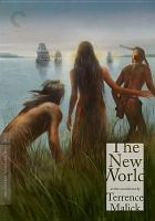 Cover image for The new world [DVD] / New Line Cinema presents ; produced by Sarah Green ; written and directed by Terrence Malick.