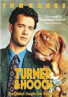 Cover image for Turner & Hooch [DVD] / Touchstone Pictures in association with Silver Screen Partners IV ; a Raymond Wagner production ; a Roger Spottiswood film ; story by Dennis Shryack & Michael Blodgett ; screenplay by Dennis Shryack [and others] ; produced by Raymond Wagner ; directed by Roger Spottiswoode.