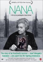 Cover image for Nana [DVD] / a  film by Serena Dykman.