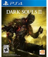 Cover image for Dark souls III [video game]