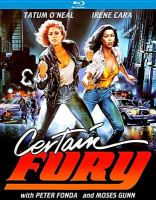 Cover image for Certain fury [blu-ray]  / director, Stephen Gyllenhaal.