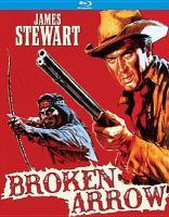 Cover image for Broken arrow [blu-ray] / director, Delmer Daves.