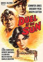 Cover image for Duel in the sun [DVD] / directed by King Vidor.