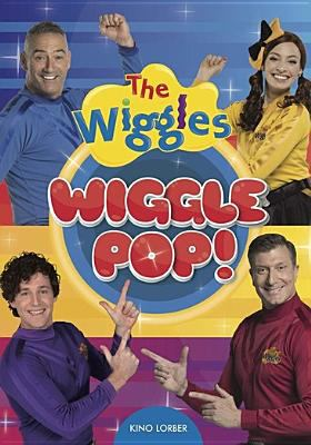 Cover image for The Wiggles. Wiggle pop! [DVD] / directed by Anthony Field.