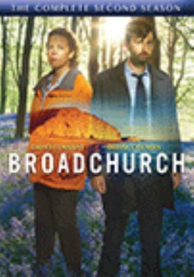 Cover image for Broadchurch. The complete second season [DVD] / Kudos, Shine Group, Imaginary Friends for ITV ; created by Chris Chibnall ; written by Chris Chibnall ; executive producers Jane Featherstone, Chris Chibnall ; produced by Richard Stokes ; directed by James Strong, Mike Barker, Jessica Hobbs, Jonathan Teplitzky.
