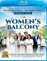 Cover image for The women's balcony [blu-ray] / [director, Emil Ben-shimon].