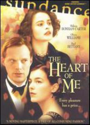 Cover image for The heart of me [DVD] / a Think film release ; BBC films presents in association with Take 3, Isle of Man Film Commission and Pandora ; an MP production ; produced by Martin Pope ; screenplay by Lucinda Coxon ; directed by Thaddeus O'Sullivan.