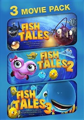 Cover image for Fishtales [DVD] ; Fishtales 2 ; Fishtales 3.