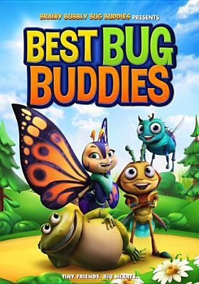 Cover image for Best bug buddies [DVD] / producer, Ming Li ; director, Leon Ding.