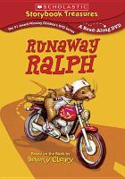 Cover image for Runaway Ralph [DVD] / written by Beverly Clearly.