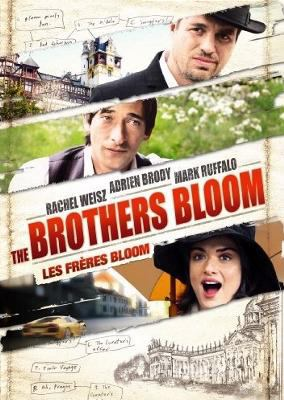 Cover image for The brothers Bloom [DVD] = Les freres Bloom / Seville Pictures ; Summit Entertainment and Endgame Entertainment present a Ram Bergman Productions, a film by Rian Johnson ; produced by Ram Bergman, James D. Stern ; written and directed by Rian Johnson.
