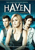 Cover image for Haven. The complete third season [DVD]