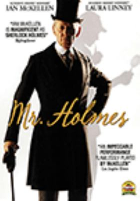Cover image for Mr. Holmes [DVD] / director, Bill Condon.