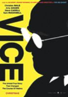 Cover image for Vice [DVD] / director, Adam McKay.