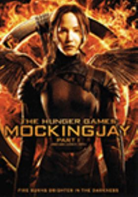 Cover image for The hunger games. Mockingjay. Part 1 [DVD] / writers, Peter Craig and Danny Strong ; producers, Nina Jacobson, Jon Kilik ; director, Francis Lawrence.
