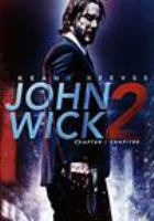 Cover image for John Wick. Chapter 2 [DVD] / director, Chad Stahelski.