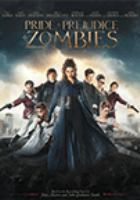 Cover image for Pride + prejudice + zombies [DVD] / Screen Gems and Cross Creek Pictures present ; a Sierra Pictures & MadRiver Pictures production ; a QC Entertainment/Allison Shearmur Productions/HandsomeCharlie Films production ; in association with Head Gear Films ; a film by Burr Steers ; produced by Sean McKittrick, Allison Shearmur, Natalie Portman, Annette Savitch, Brian Oliver, Tyler Thompson, Marc Butan ; screenplay by Burr Steers ; directed by Burr Steers.