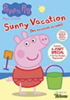 Cover image for Peppa Pig. Sunny vacation [DVD]