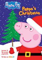Cover image for Peppa pig. Peppa's Christmas [DVD]