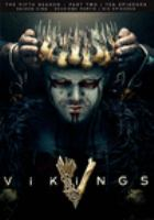 Cover image for Vikings. The fifth season, part two [DVD]