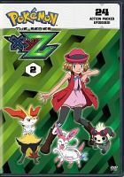 Cover image for Pokemon the series XYZ. Episodes 25-48 [DVD]