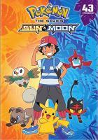 Cover image for Pokemon. Sun & moon [DVD].