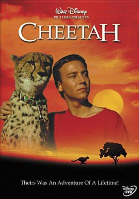 Cover image for Cheetah / Walt Disney Pictures ; produced by Robert Halmi ; screenplay by Erik Tarloff and John Cotter & Griff Du Rhone ; directed by Jeff Blyth.