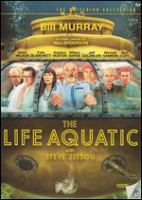 Cover image for The life aquatic with Steve Zissou [DVD] / Life Aquatic ; Touchstone Pictures ; Scott Rudin Productions ; American Empirical Pictures ; produced by Wes Anderson, Barry Mendel, Scott Rudin ; written by Wes Anderson & Noah Baumbach ; directed by Wes Anderson.
