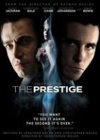 Cover image for The Prestige [DVD] / [a Newmarket Films and Syncopy production] ; directed by Christopher Nolan ; screenplay by Jonathan Nolan and Christopher Nolan ; produced by Emma Thomas, Aaron Ryder, Christopher Nolan.
