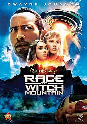 Cover image for Race to Witch Mountain [DVD] / Walt Disney Pictures presents a Gunn Films production ; produced by Andrew Gunn ; screen story by Matt Lopez ; screenplay by Matt Lopez and Mark Bomback ; directed by Andy Fickman.