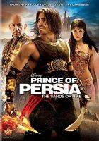 Cover image for Prince of Persia. The sands of time [DVD] / Walt Disney Pictures and Jerry Bruckheimer Films present ; a film by Mike Newell ; produced by Jerry Bruckheimer ; screen story by Jordan Mechner ; screenplay by Boaz Yakin and Doug Miro & Carlo Bernard ; directed by Mike Newell.