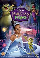 Cover image for The princess and the frog [DVD] / Walt Disney Pictures ; Walt Disney Animation Studios ; produced by Peter Del Vecho ; original story, Ron Clements, Greg Erb, John Musker, Jason Oremland ; screenplay by Ron Clements & John Musker and Rob Edwards ; directed by Ron Clements, John Musker.