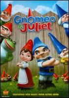 Cover image for Gnomeo & Juliet [DVD]